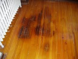 causes of floor damage