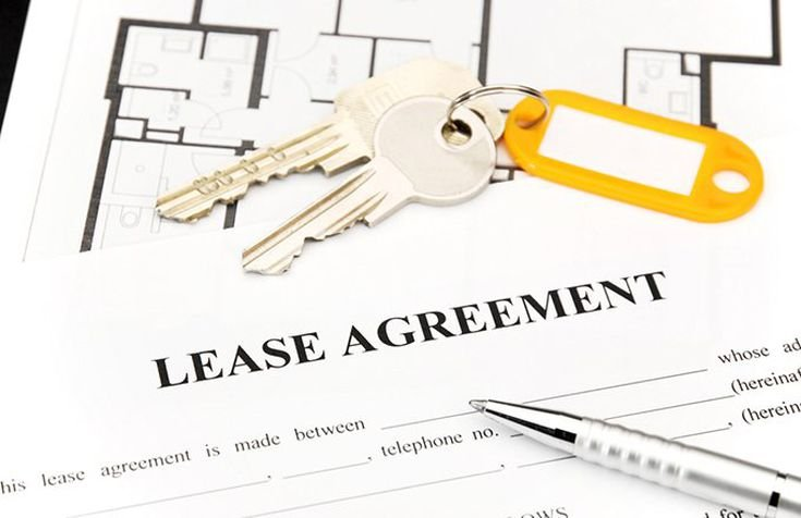 lease-back agreement