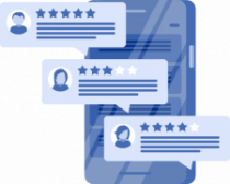 testimonials and reviews credential