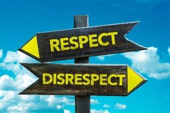 show tenant respect