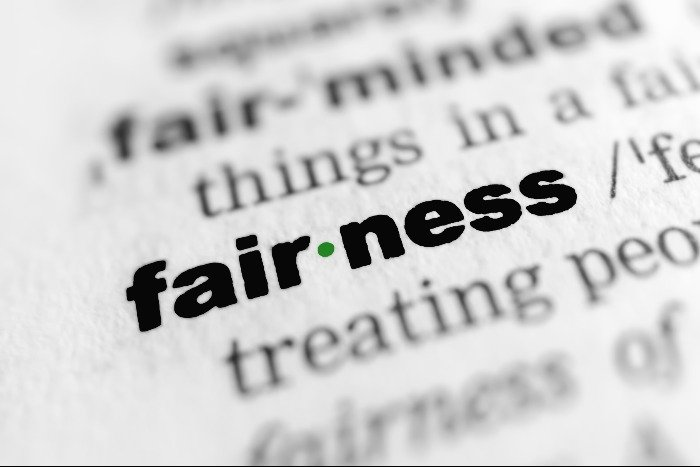 Fairness and equitable considerations in Washington
