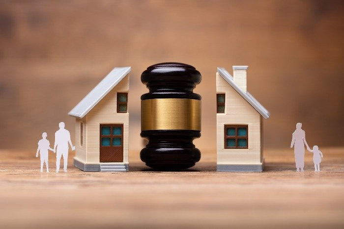options with the family home in divorce