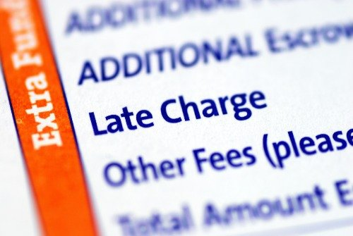 15-day grace period missed mortgage payment