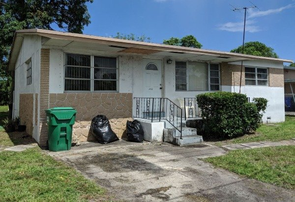 house with code violations in miami