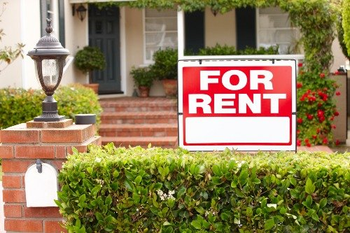 rental to avoid foreclosure