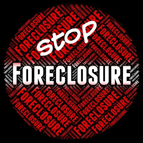 stop foreclosure before it gets too late