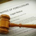 the foreclosure lawsuit