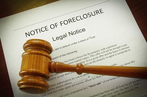 the foreclosure lawsuit
