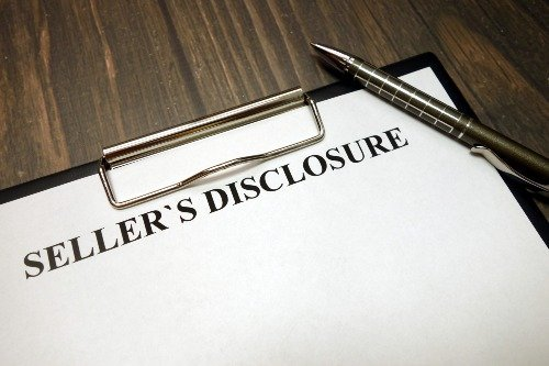 seller disclosure as is in florida