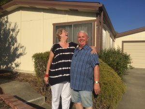 Marilyn and Dennis Collins, Citrus Heights, CA. 95621