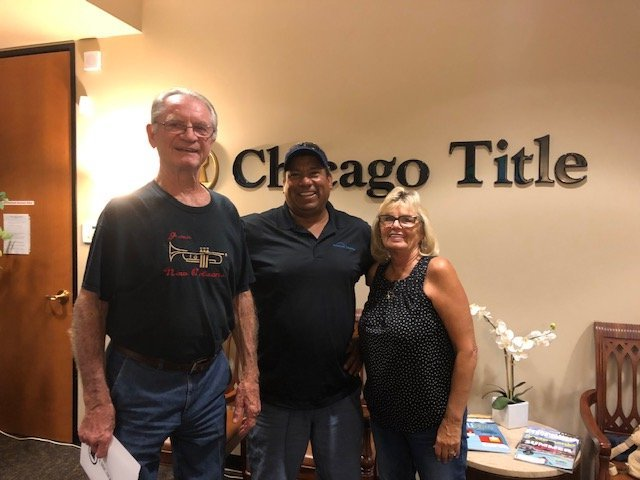 Jerry and Gloria Nichols, West Sacramento, CA