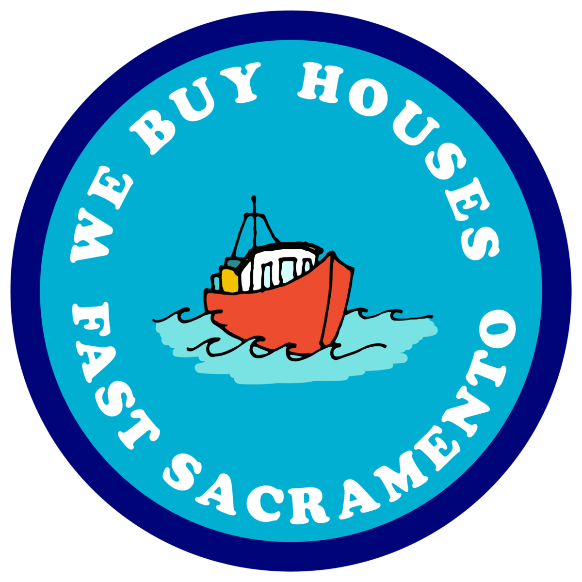 We Buy Houses Fast Sacramento  logo