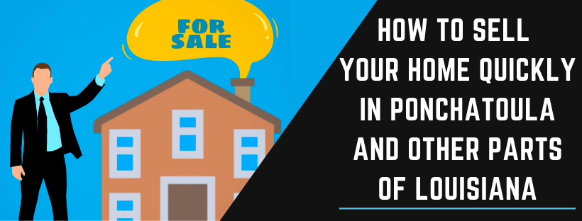 Sell My Property in Ponchatoula LA