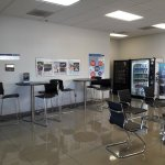 Stockton Hyundai Waiting Area Interior Painting