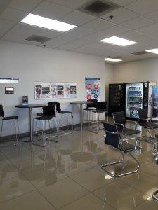 Stockton Hyundai Waiting Area Interior Painting