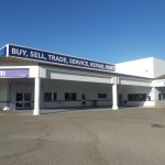 Interior Painting and Parking Lot Striping Stockton Hyundai