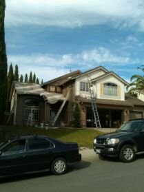 Golden Bear Drive Antioch CA Exterior Painting