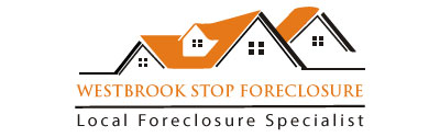 Westbrook Stop Foreclosure logo