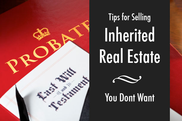 Selling a House you Inherited in Sylvan Hills