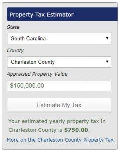 charleston county property taxes