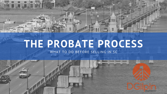 probate process in south carolina