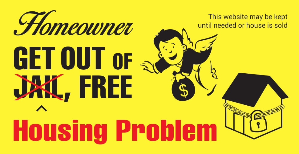 Buy an investment property in , !-get out housing problem free card