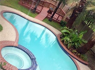 Rent to own Tomball, TX Beauty swimming pool