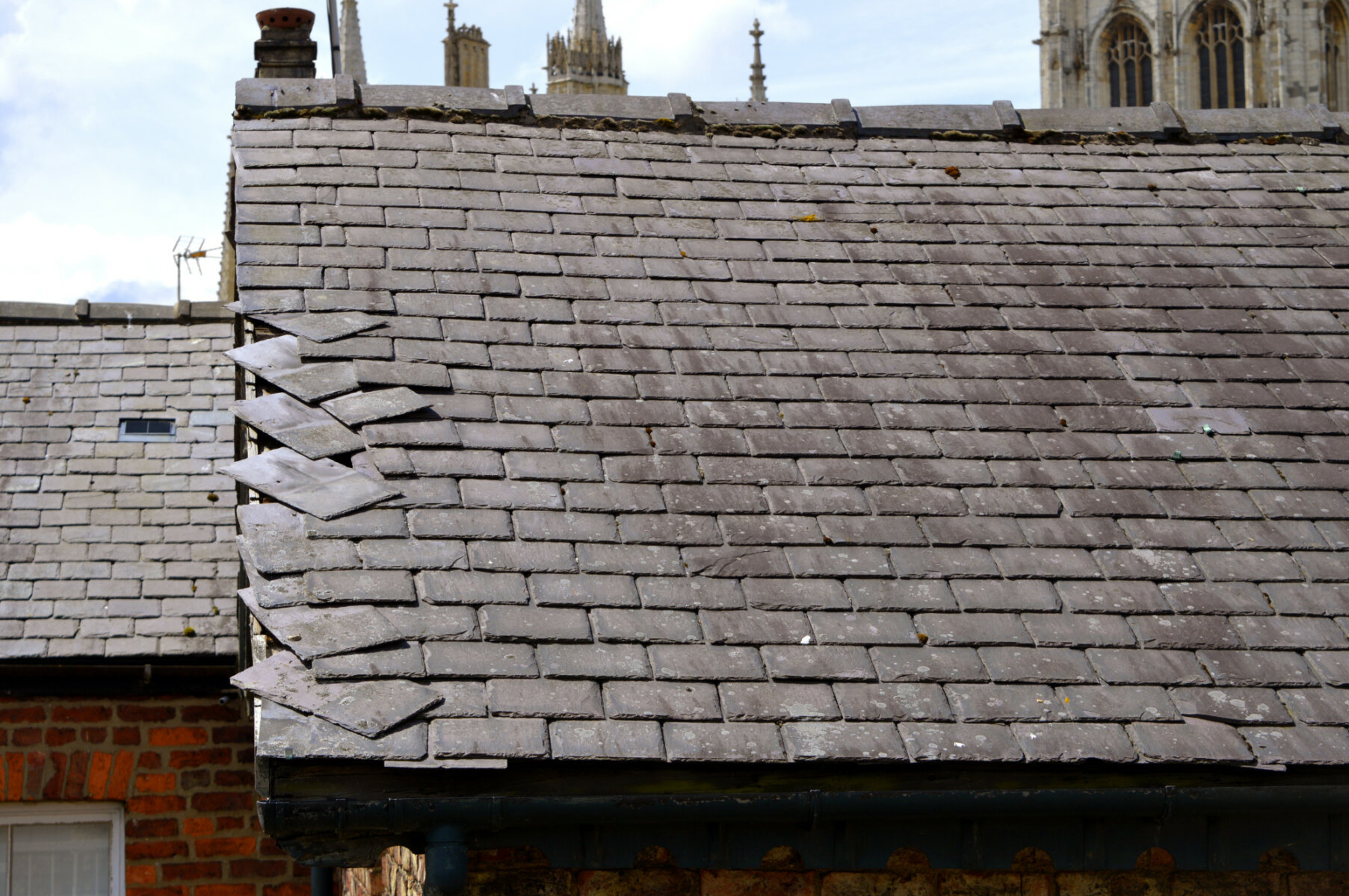 cost of roof repair in Wilmington