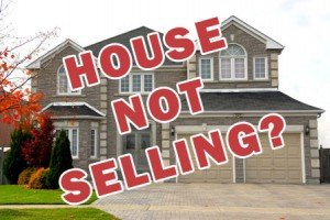 Why is the house not selling?