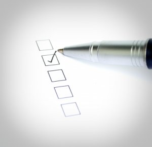 Investment Property Checklist