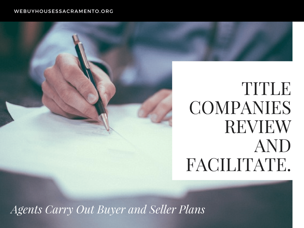 Selling a House in Sacramento and the Role of Title Company