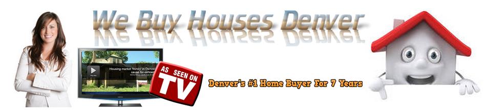 We Buy Houses Denver
