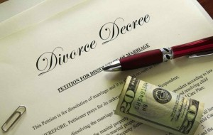 Selling a house in divorce in Sacramento