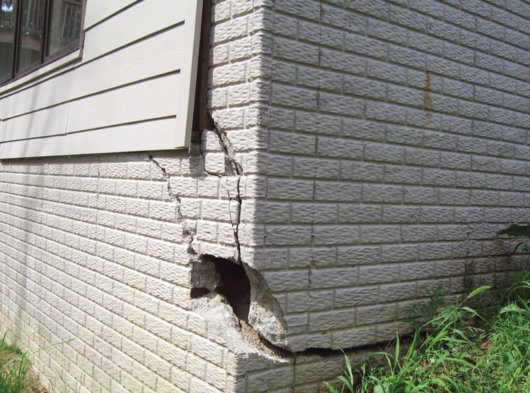 how to sell a house with foundation damage in co