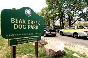 colorado springs dog park bear creek