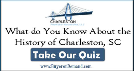 What do you know about the history of Charleston