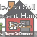 Fastest Way to Sell a Vacant House in Charleston, SC