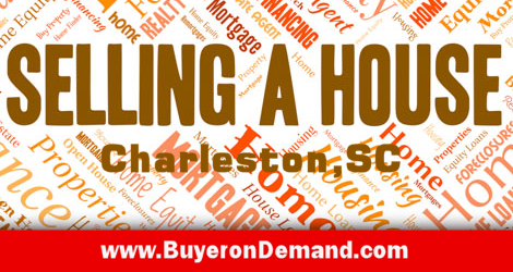 Sell my houses in Charleston