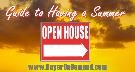 Guide to Having a Summer Open House in Charleston