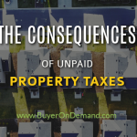 Consequences of Unpaid Property Taxes