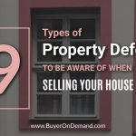 9 Types of Residential Property Defects