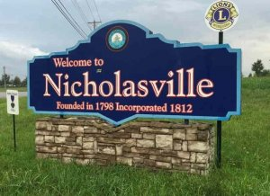 Sell my house fast in Nicholasville Kentucky.