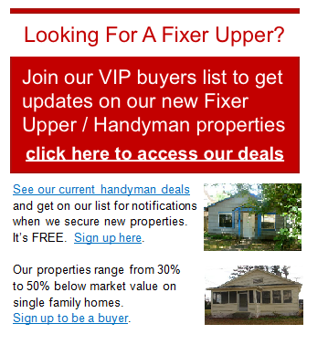 See our discount properties