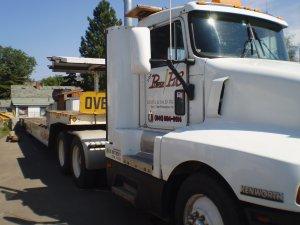 Power Pac Semi Truck
