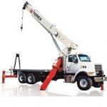 crane truck rentals southern oregon