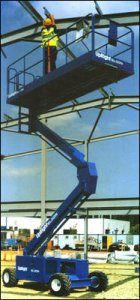scissor lifts for rent
