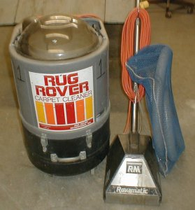 carpet cleaning equipment rental