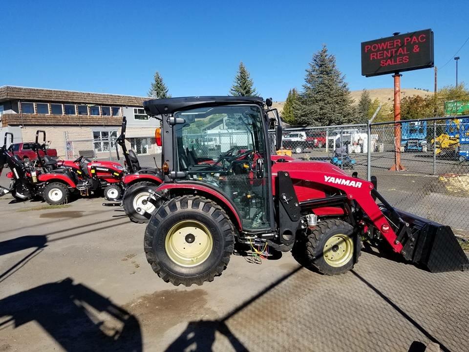 tractor rental medford and klamath falls oregon