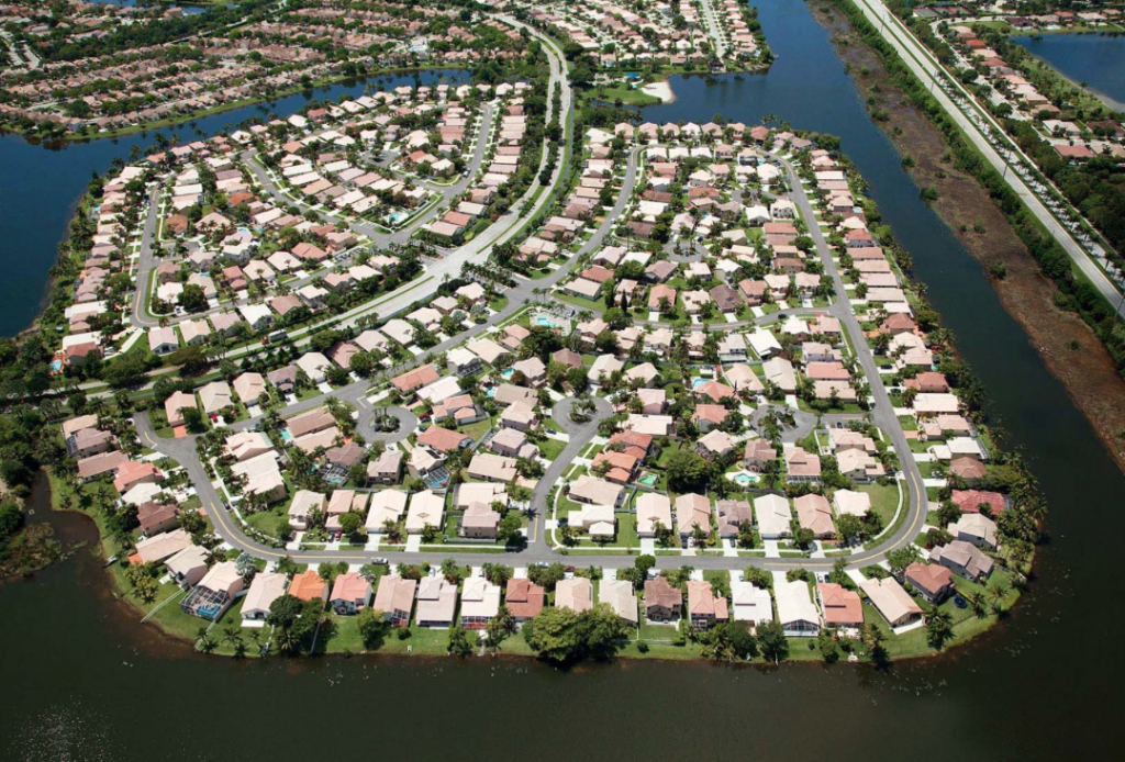 picture-of-pembroke-pines-from-sky
