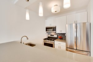 This Unit Has A Beautiful Kitchen With Modern Appliances.